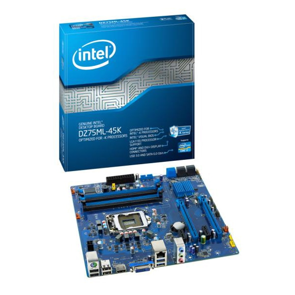 Intel® Desktop Board DZ75ML-45K