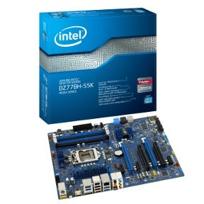 Intel® Desktop Board DZ77BH-55K
