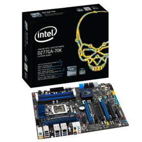 Intel® Desktop Board DZ77GA-70K