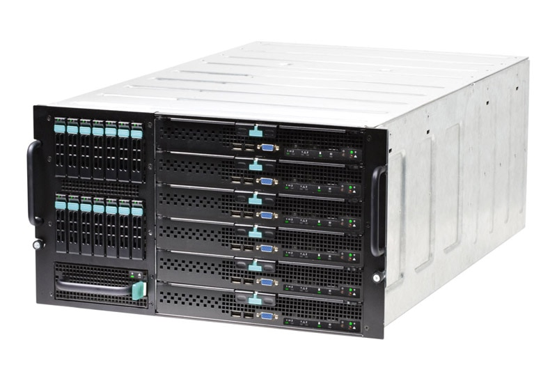 Intel 174 Modular Server Chassis Mfsys25 Specifications
