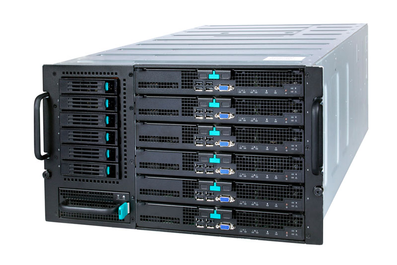 Intel® Modular Server Chassis MFSYS35