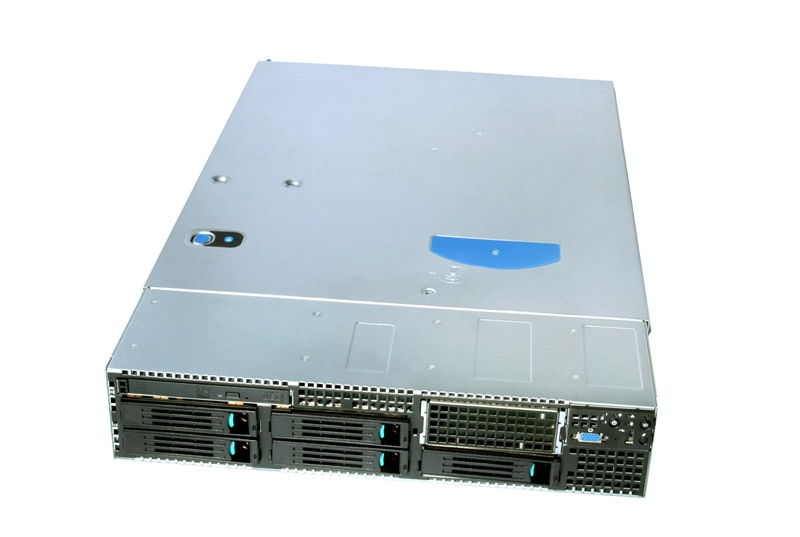 Sistema server Intel® SR2600URSATAR