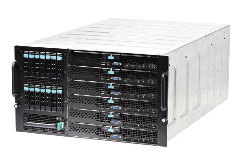 Intel® Modular Server Chassis MFSYS25V2