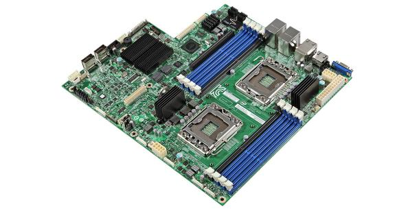Intel® Server Board S2400EP Family