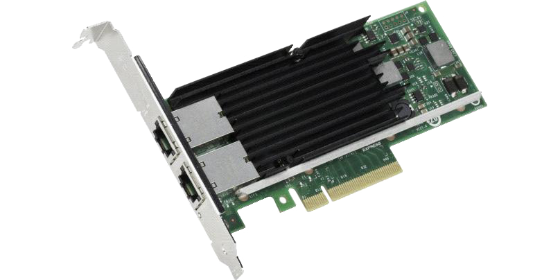 Intel® Ethernet Converged Network Adapter X540-T2