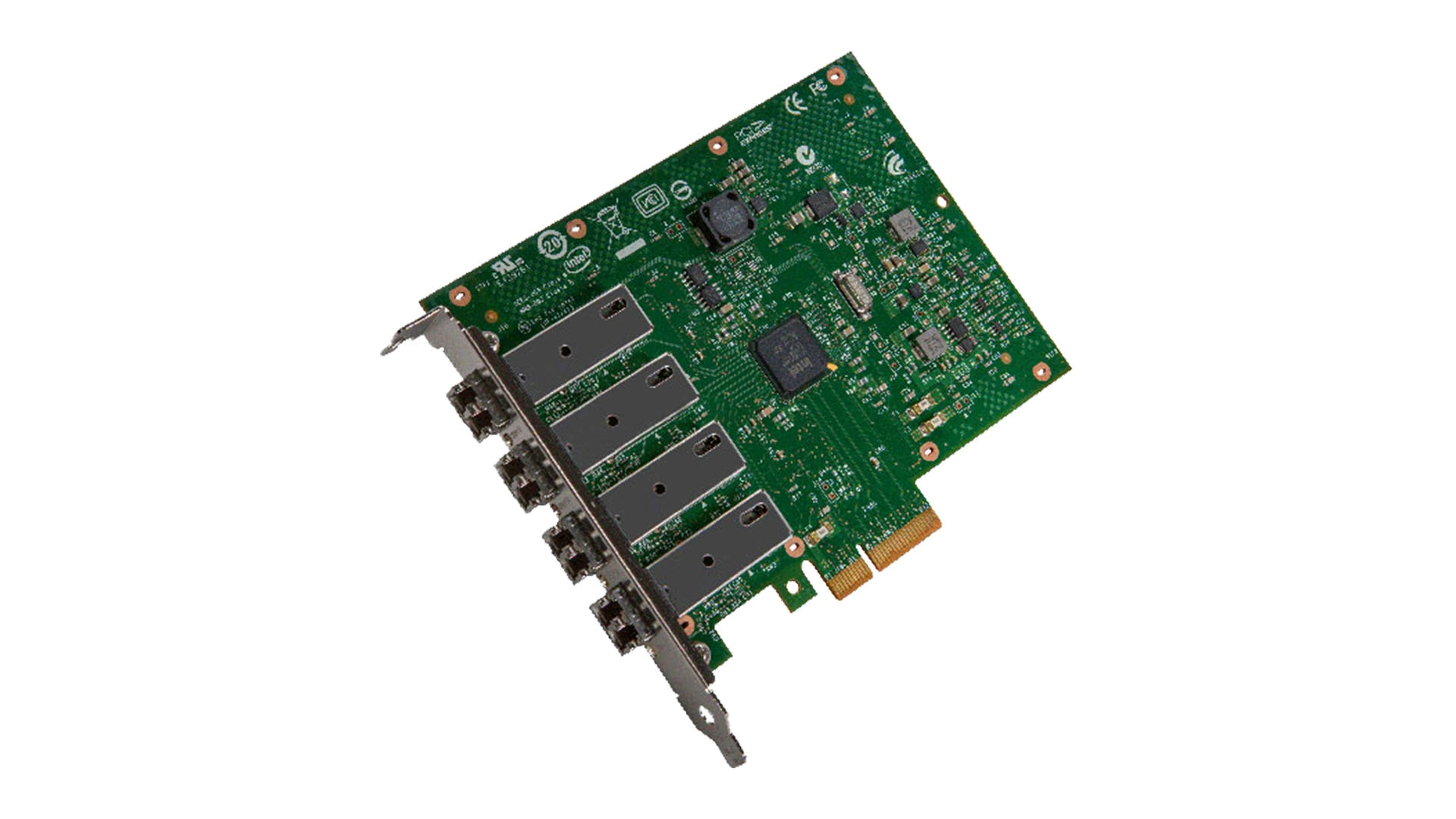 Scheda di rete Intel® Ethernet Server I350-F4