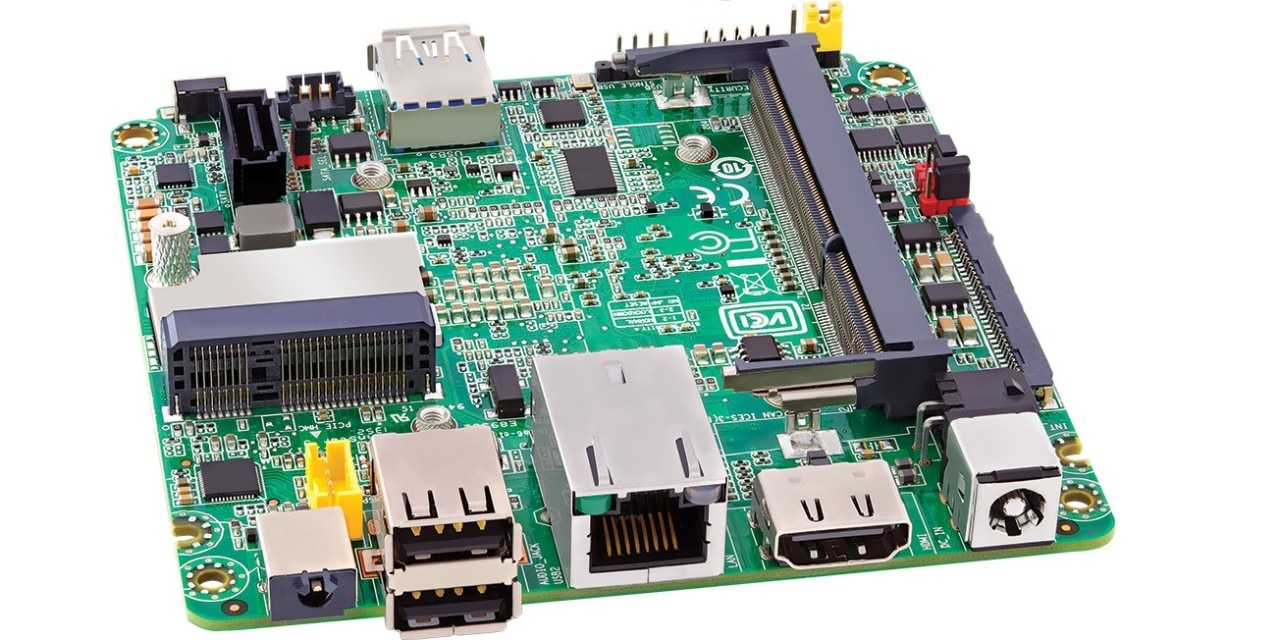Intel® NUC Board DE3815TYBE