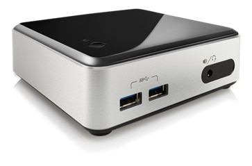 Intel® NUC Kit D34010WYK