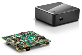 Kit Intel® NUC DCCP847DYE