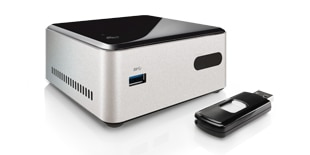 Intel® NUC Kit DN2820FYKH