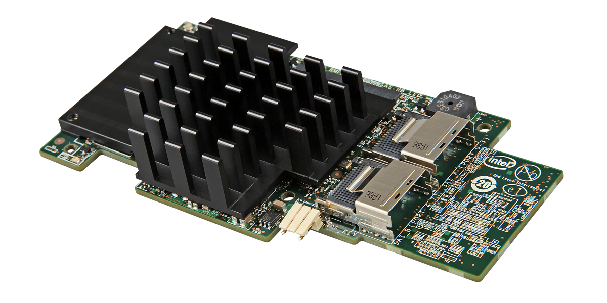 Intel® Integrated RAID Module RMS25CB and RMT3CB Families
