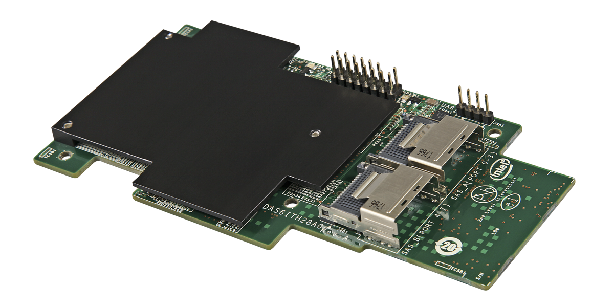 Intel® Integrated RAID Module RMS25JB040 Product Specifications