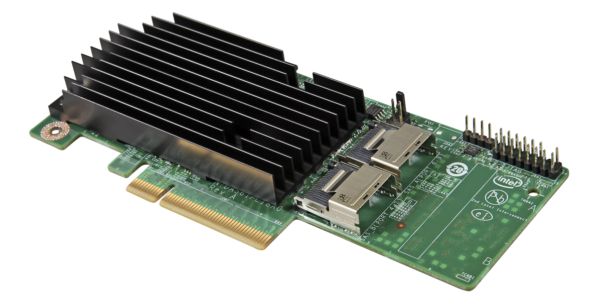 Intel® Integrated RAID Module RMS25KB080