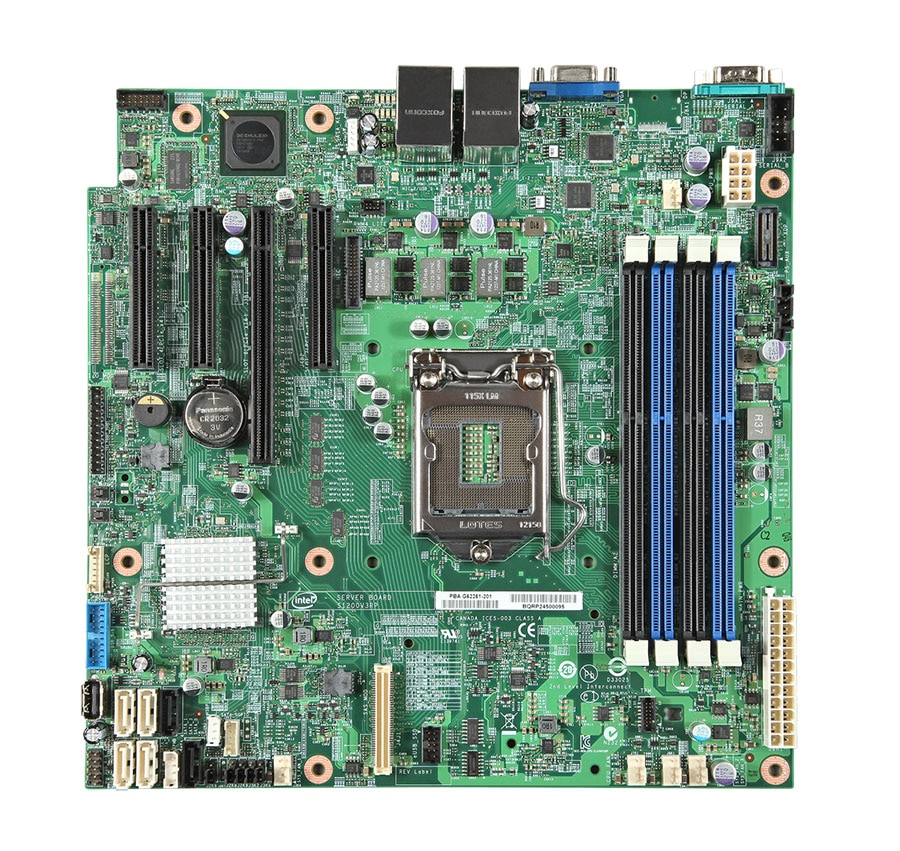 Driver for Intel S1200V3RPL Server Board IDA/OFU