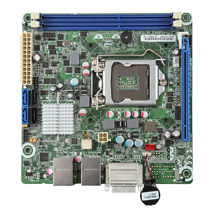 Intel® Server Board S1200KPR