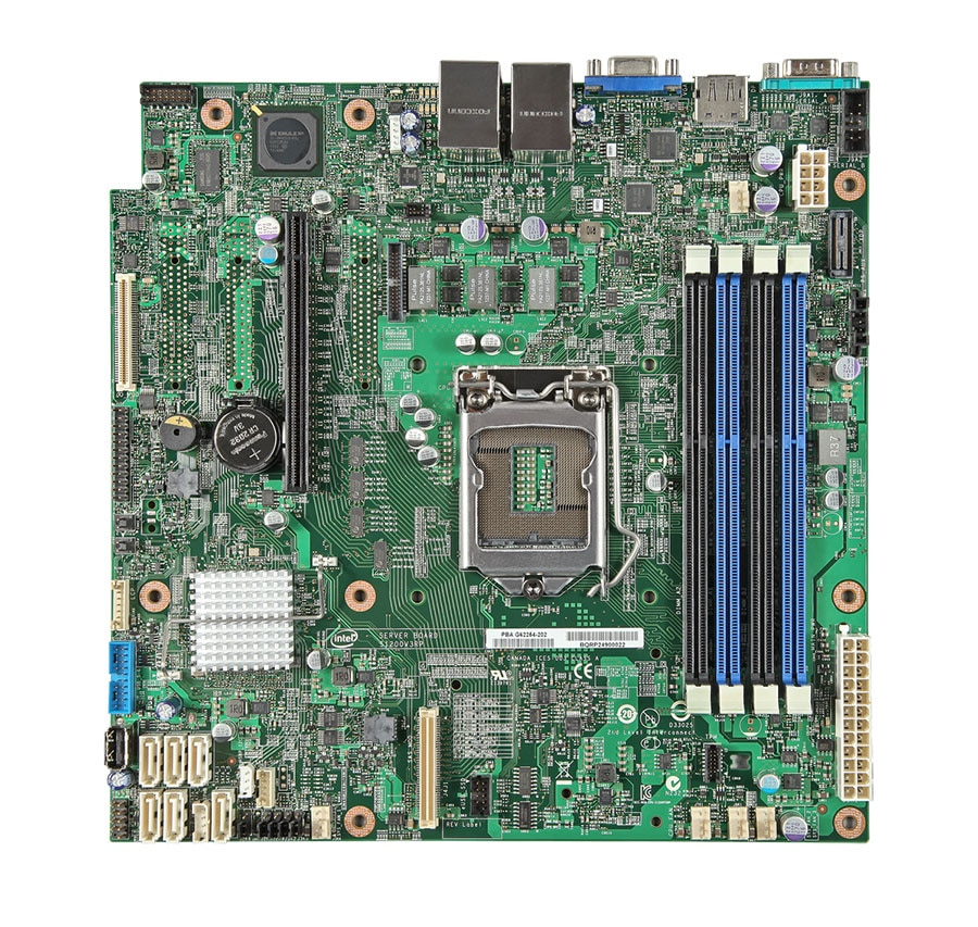 Scheda madre Intel® S1200V3RPM per server