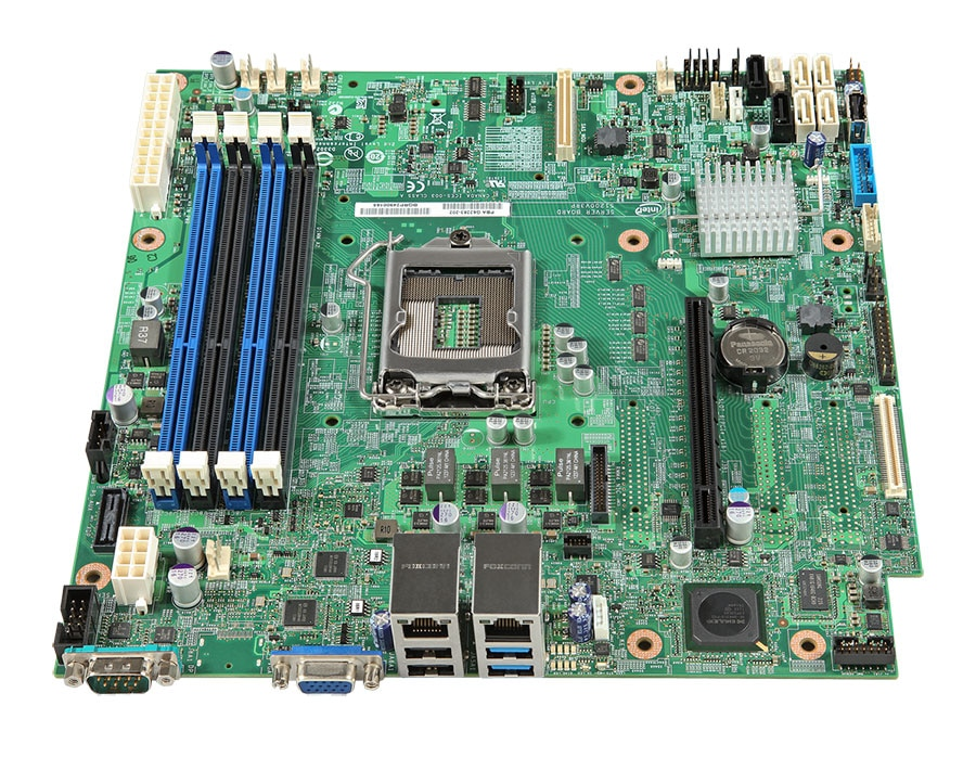 Intel S1200V3RPL Server Board IDA/OFU Download Driver