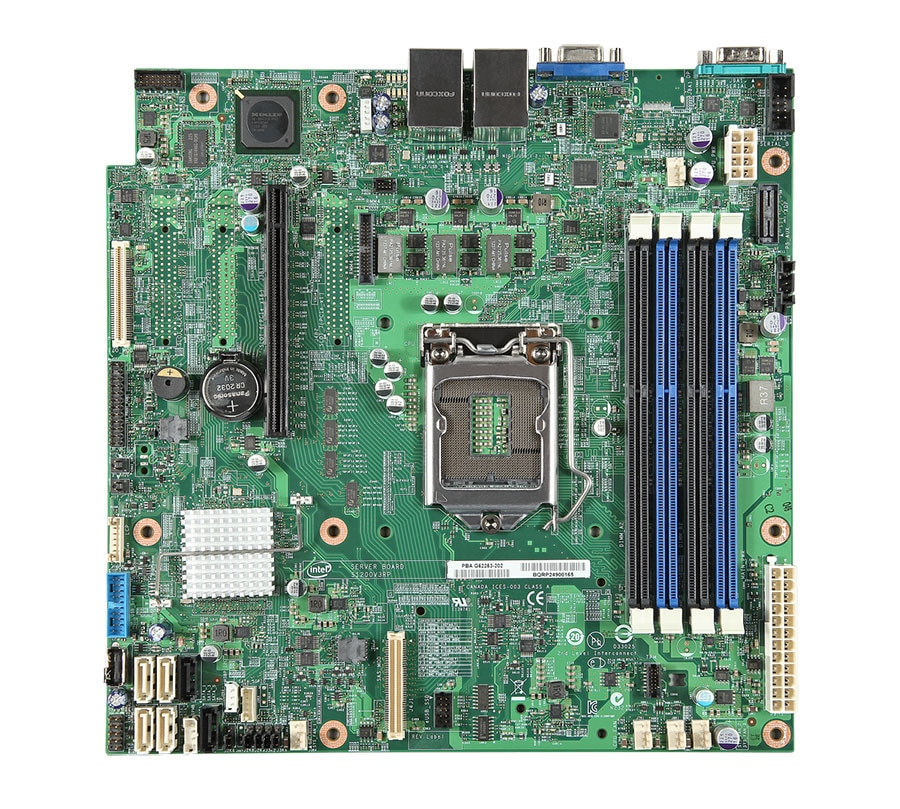 Intel® Server Board S1200V3RPO