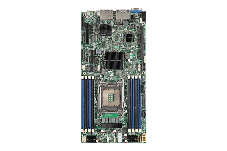 Intel® Server Board S1600JP2