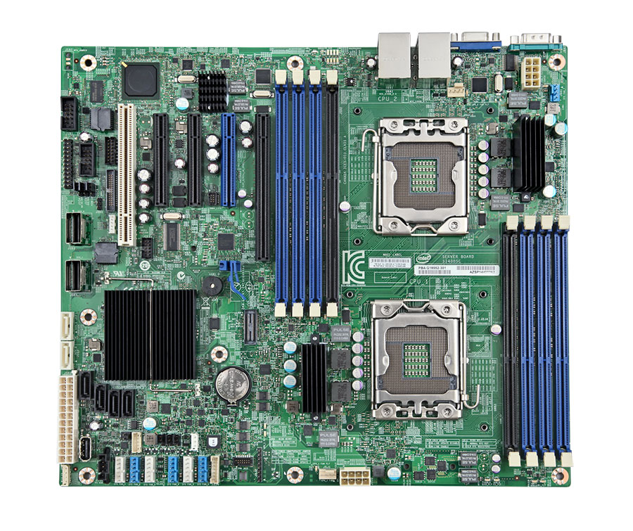 Scheda madre Intel® S2400SC2 per server