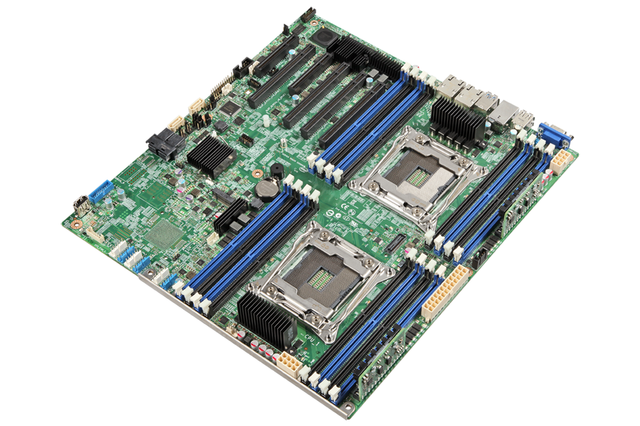 Papan Server Intel® S2600CWTSR
