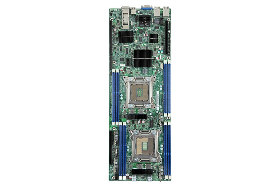 Scheda madre Intel® S2600JF per server