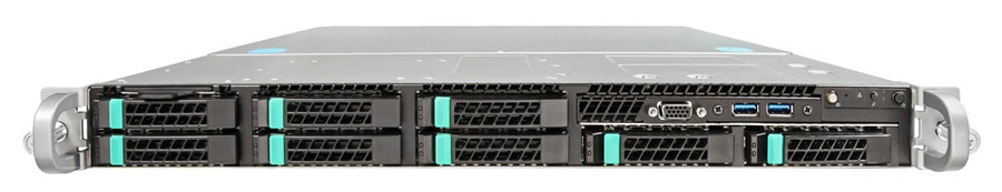 Sistema server Intel® R1208WT2GS