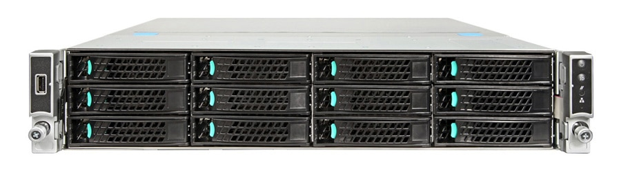 Intel® Server Chassis R2312WTXXX
