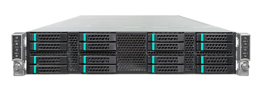 Chassis Intel® H2216XXKR per server