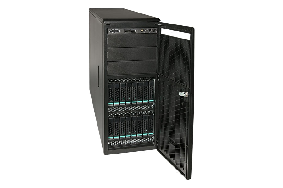 Chassis Intel® P4216XXMHJC per server