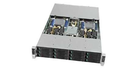 Intel® Server Systems H2300JF Family