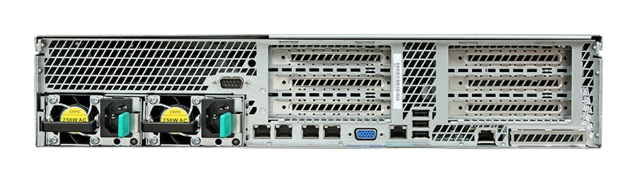 Sistema server Intel® R2208GZ4GC