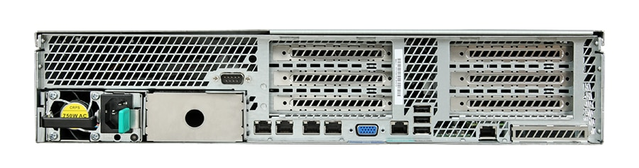 Intel® Serversystem R2312BB4GS9