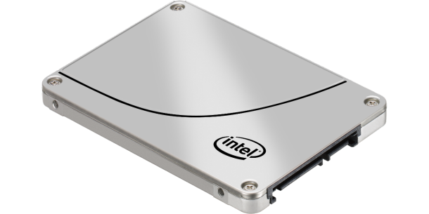 Intel® SSD DC S3700 Series (100GB, 2.5in SATA 6Gb/s, 25nm, MLC)