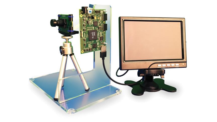 Intel® Max® 10 FPGA Features - Intel® FPGA