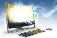 All-in-one desktop PC