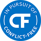 """In pursuit of conflict-free"" badge"