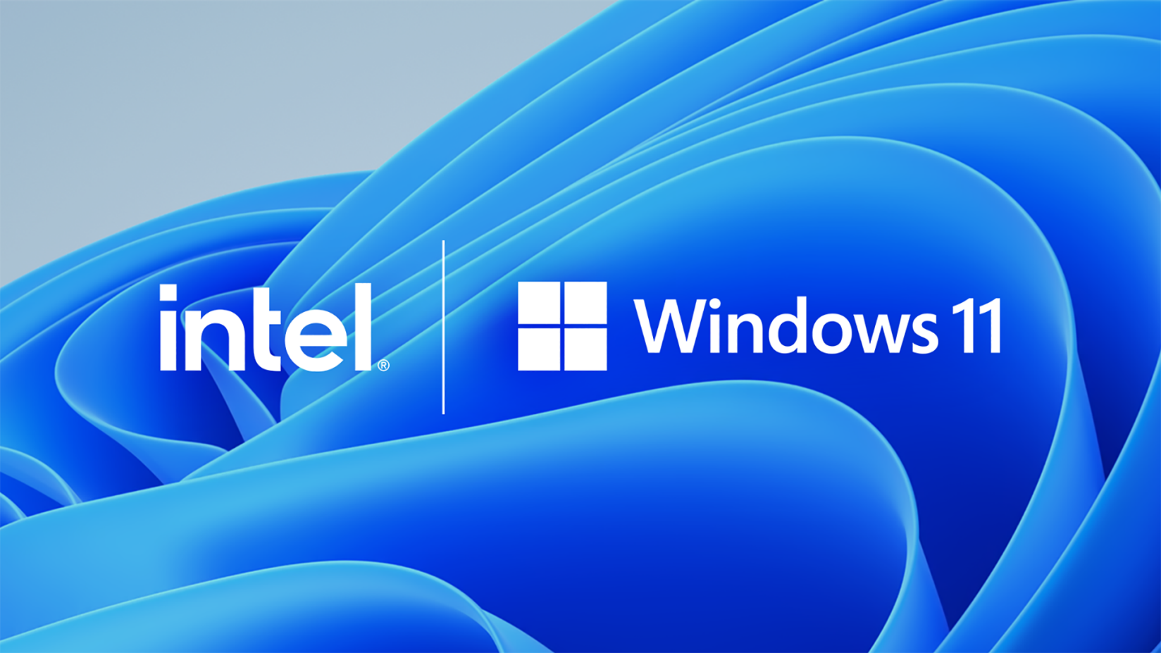 intel microsoft logos