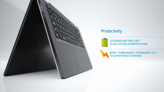 A Video Tour: Latest Business Ultrabook™ Devices