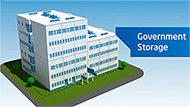 Storage for Government Agencies