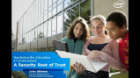 Webinar: Securing the Education IT Environment