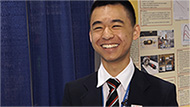 Raymond Wang, 2015 ISEF Gordon E. Moore Award Winner