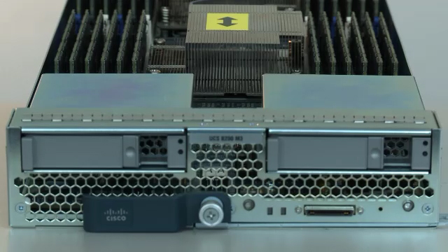 Cisco UCS M3* Builds on Intel