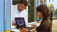 Touch and Windows 8* on Ultrabook™