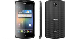 The powerful Acer Liquid C1* with Intel Inside®