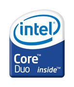 Intel® Core™ Duo logo