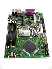 Intel picoBTX reference design motherboard