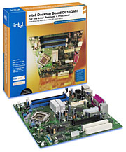 Intel Desktop Board D915GHM (Home)