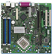 Intel Desktop Board D915GMH Home