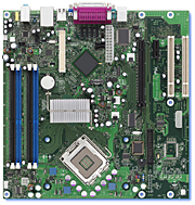 Intel Desktop Board D915GMH Office